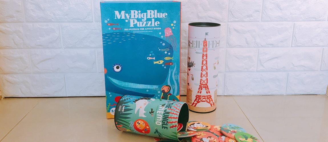 西班牙Londji拼圖。結合藝術、遊戲和玩具讓孩子從玩樂中學習
