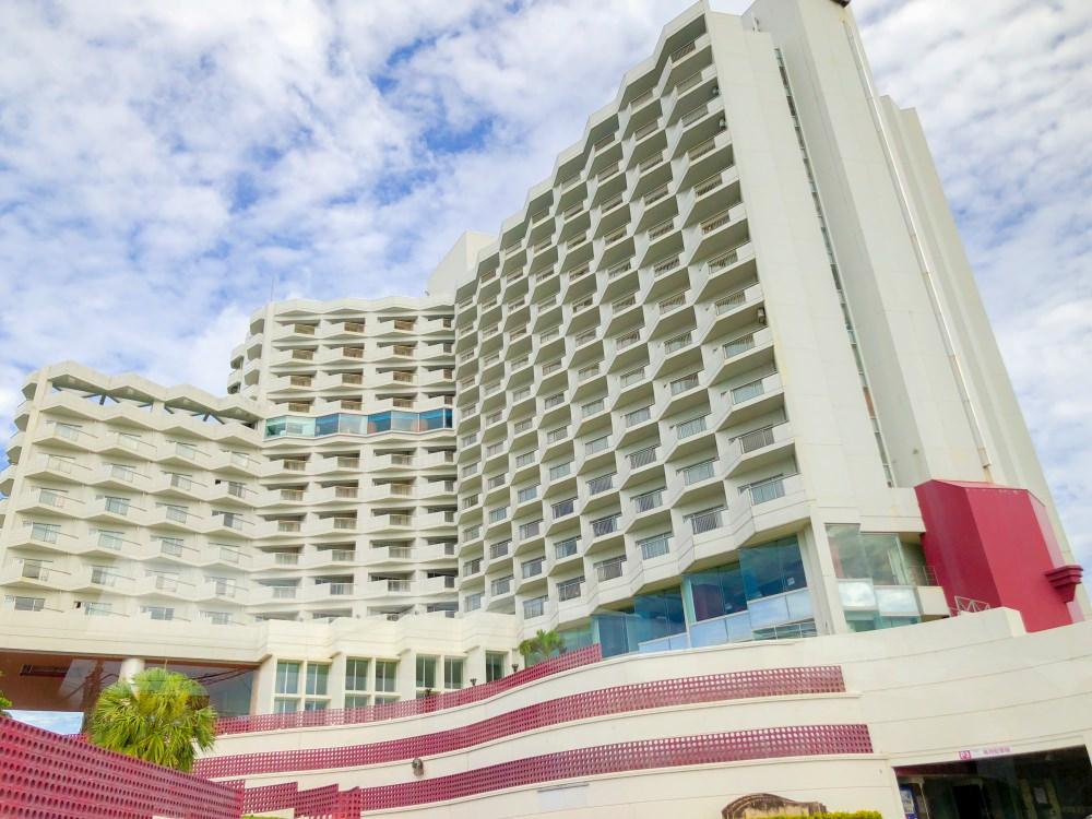 沖繩親旅行│Okinawa Grand Mer Resort 沖繩美爾度假大酒店。跟著導遊玩沖繩兜兜風(第一天)
